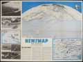"Movie Posters:War, World War II NewsMap (Army Orientation Course, 1943). Poster (35"" X46""). Double Sided - Printed on Both Sides. War.. ..."