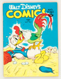 Golden Age (1938-1955):Cartoon Character, Walt Disney's Comics and Stories #19 (Dell, 1942) Condition: VG....