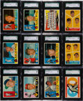 Baseball Cards:Lots, 1960 Topps Baseball Graded Collection (40) - An Exclusive SGC 96Mint 9 Selection! ...