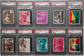 "Non-Sport Cards:Sets, 1950 Topps ""Hopalong Cassidy"" Complete High Grade Set (230). ..."