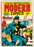 Golden Age (1938-1955):War, Modern Comics #54 (Quality, 1946) Condition: FN....