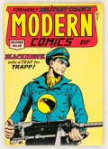 Golden Age (1938-1955):War, Modern Comics #68 (Quality, 1947) Condition: FN/VF....