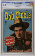 Golden Age (1938-1955):Western, Bob Steele Western #5 Crowley Copy pedigree (Fawcett, 1951) CGC NM 9.4 Cream to off-white pages. Photo cover. Overstreet 200...