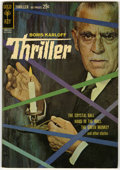 Silver Age (1956-1969):Horror, Boris Karloff Thriller #1 and 2 Group (Gold Key, 1962-63). Includes#1 (photo cover - VG/FN) and #2 (painted cover - FN+). B... (Total:2 Comic Books)