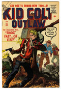 Silver Age (1956-1969):Western, Kid Colt Outlaw #69 Circle 8 pedigree (Marvel, 1957) Condition: VF+. Joe Maneely cover and Jack Keller art. Overstreet 2006 ...