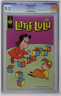 Modern Age (1980-Present):Humor, Little Lulu #260 File Copy (Whitman, 1980) CGC NM- 9.2 Off-white towhite pages. Distributed in multi-packs only. Very low d...
