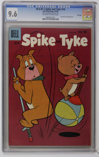 MGM's Spike and Tyke CGC File Copy Group (Dell, 1959-61). Includes a CGC NM 9.4 copy of #24 and CGC NM+ 9.6 copies o...