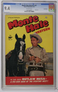 Golden Age (1938-1955):Western, Monte Hale Western #57 Crowley Copy pedigree (Fawcett, 1951) CGC NM 9.4 Off-white pages. Photo cover. Overstreet 2006 NM- 9....