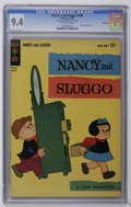 Silver Age (1956-1969):Humor, Nancy and Sluggo #189 and 191 File Copies Group (Gold Key, 1963) Condition: CGC Average NM 9.4. Includes CGC-graded copies o... (Total: 2 Comic Books)