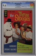 Silver Age (1956-1969):Humor, Three Stooges CGC File Copy Group (Gold Key, 1968-72). Comprised of a CGC NM 9.4 copy of #55 (last issue of the series);...