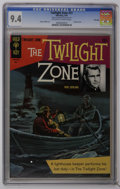Silver Age (1956-1969):Horror, Twilight Zone CGC File Copy Group (Gold Key, 1965-69) CGC NM 9.4.Consists of CGC NM 9.4 copies of #13, 14, 15, 19, and ... (Total: 6Comic Books)