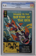 Silver Age (1956-1969):Adventure, Voyage to the Bottom of the Sea #14 File Copy (Gold Key, 1968) CGC NM 9.4 Off-white pages. Alberto Giolitti art. Line drawn ...