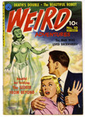 Golden Age (1938-1955):Horror, Weird Adventures #10 (Ziff-Davis, 1951) Condition: FN+. Paintedcover. Only issue of the series. Overstreet 2006 FN 6.0 valu...