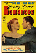 Golden Age (1938-1955):Romance, Young Lover Romances #4 Mile High pedigree (Toby Publishing, 1952)Condition: VF+. Photo cover. Overstreet 2006 VF 8.0 value...