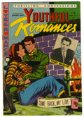 Golden Age (1938-1955):Romance, Youthful Romances #14 and 16 Mile High pedigree Group (Pix Parade,1952). Includes #14 (Don Cornell photo cover and story - ...(Total: 2 Comic Books)