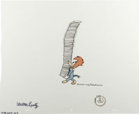 """""""Chili Con Corny"""" Animation Production Cel and Clean-Up Drawing Original Art, Group of 2 (Walter Lantz Product..."""