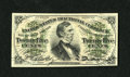 Fractional Currency:Third Issue, Fr. 1291 25c Third Issue Gem New. This is a glorious example of this difficult Red Back Fessenden note that has all of the a...