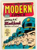 Golden Age (1938-1955):War, Modern Comics #55 (Quality, 1946) Condition: FN+....
