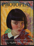 """Movie Posters:Miscellaneous, Photoplay (Photoplay Publishing, Jan., 1926). Magazine (Multiple Pages, 8.5"""" X 11.5""""). Miscellaneous.. ..."""