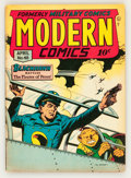 Golden Age (1938-1955):War, Modern Comics #48 (Quality, 1946) Condition: FN-....