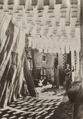 Photographs:20th Century, GEORGE RODGER (British, 1908-2008). The Wool Suq in Tunis,1958. Platinum, printed later. 13 x 9-1/4 inches (33.0 x 23.5...