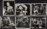 """The Crusades (Paramount, 1935). Unretouched Proof Photos (21) (8"""" X 10""""). Adventure. ... (Total: 21 Items)"""