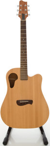 Musical Instruments:Acoustic Guitars, Tacoma RM6C Natural Acoustic Guitar, #F0085110....