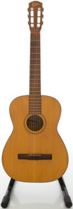 Musical Instruments:Acoustic Guitars, 1960's Goya G10 Natural Classical Guitar, #325580....
