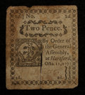 Colonial Notes:Connecticut, Connecticut October 11, 1777 2d Very Good-Fine.. ...