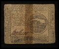 Colonial Notes:Continental Congress Issues, Continental Currency May 9, 1776 $4 Very Good.. ...