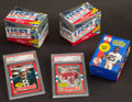 Football Cards:Sets, 1980's Canadian Football Set Trio (3) With Two '85 USFL Sets....