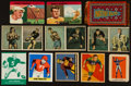 Football Cards:Lots, 1910's - 1970's Multi-Brand Football Cards & Collectibles Collection (30+). ...