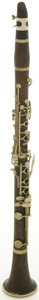 Musical Instruments:Horns & Wind Instruments, Circa Early 1900's Buffet Clarinet, #TE66....