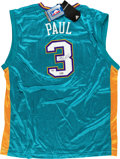 Basketball Collectibles:Uniforms, Chris Paul Signed New Orleans Hornets Jersey. ...