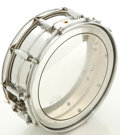 Musical Instruments:Drums & Percussion, Circa 1960's Ludwig Keystone Snare Drum Chrome, #186928....