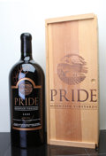 Pride Mountain Merlot 2002 owc Double-Magnum (1)
