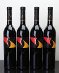 Domestic Misc. Red, Bacio Divino Red 2001 . Bottle (4). ... (Total: 4 Btls. )