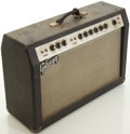 Musical Instruments:Amplifiers, PA, & Effects, Circa 1966 Gibson Lancer Guitar Amplifier, #A037266....