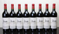 Red Bordeaux, Chateau Lagrange 1994 . St. Julien. 3lscl, 3scl, 1-penmarked label. Bottle (8). ... (Total: 8 Btls. )