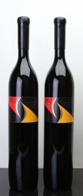 Domestic Misc. Red, Bacio Divino Red 2001 . 2wisl. Magnum (2). ... (Total: 2 Mags. )