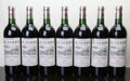 Red Bordeaux, Chateau La Serre 1995 . St. Emilion. 1bsl, 1lwisl, 1wisl.Bottle (7). ... (Total: 7 Btls. )