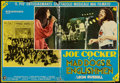 """Movie Posters:Rock and Roll, Mad Dogs & Englishmen (MGM, 1971). Italian Photobusta (18"""" X26""""). Rock and Roll.. ..."""