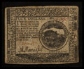 Colonial Notes:Continental Congress Issues, Continental Currency November 29, 1775 $4 Very Fine.. ...