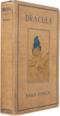 Books:Literature 1900-up, Bram Stoker. Dracula. New York: Doubleday & McClure Co.,1899. First American edition. Approximately 7.5 x 5 inches....