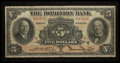 Canadian Currency: , Toronto, ON- Dominion Bank $5 Feb. 1, 1931 Ch. # 220-24-02. ...