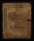 Colonial Notes:Pennsylvania, Pennsylvania April 25, 1776 1s Very Good.. ...