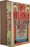 Books:Mystery & Detective Fiction, Tony Hillerman. The Joe Leaphorn Mysteries. Three ClassicHillerman Mysteries Featuring Lt. Joe Leaphorn.... New...
