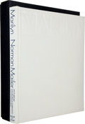 Books:Photography, Norman Mailer. Marilyn. New York: Grosset & Dunlap, Inc., [1973]. First printing. Signed by Mailer, Lawrence S...