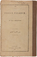 Books:Travels & Voyages, Mrs. [Mary Martha] Sherwood. The Indian Pilgrim. Allahabad:Presbyterian Mission Press, 1844....