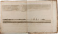 Books:Travels & Voyages, George Anson. [Bound Set of Engraved Plates From A Voyage roundthe World. In the Years MDCCXL, I, II, III, IV]......